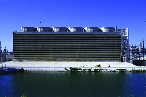 انتخاب تجهیزات برج خنک کن متناسب با کیفیت آب