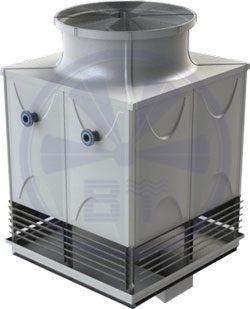 برج خنک کننده مکعبی