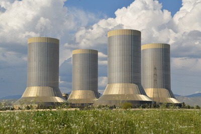 برج-خنک-کننده-نیروگاه-شهید-رجایی