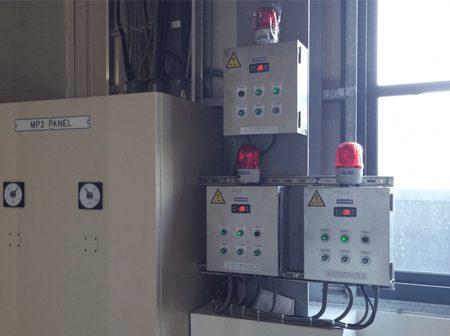 ترموستات برج خنک کننده